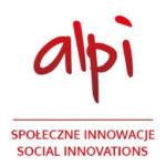 Logo Towarzystwa Wspierania Inicjatyw Społecznych ALPI