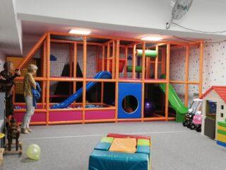 Sala zabaw dla dzieci.
